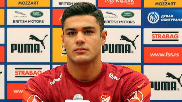 Milli futbolcu Ozan Kabak'a 'tükürük' cezası: Ne kadar maçta oynamayacak?