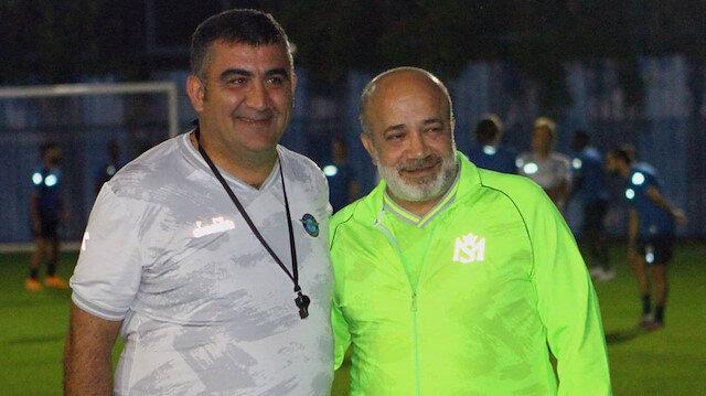 Ümit Özat'ın çalıştırdığı Adana Demirspor, 3 haftada 7 puan topladı.