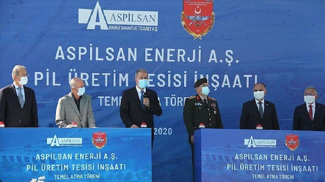 Turkey breaks ground on 1st lithium-ion battery plant