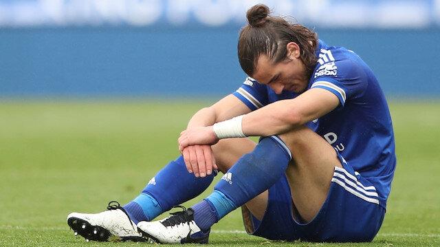 Leicester City ligde ilk mağlubiyetini aldı