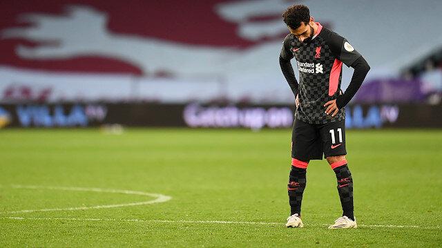 Premier Lig'de tarihi skor: Aston Villa 7-2 Liverpool