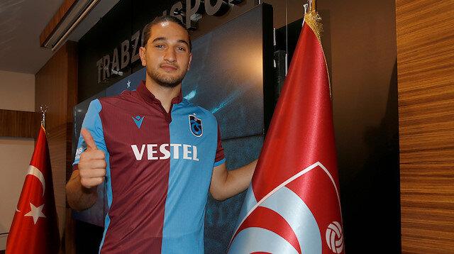Trabzonspor'un yeni transferi ameliyat oldu