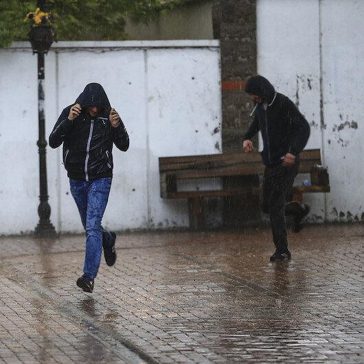 Meteoroloji son hava durumu tahminlerini açıkladı: 10 ile yağış uyarısı