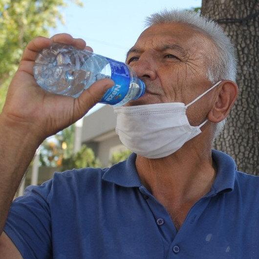 Aydın'da 77 yıllık sıcaklık rekoru kırıldı: Termometreler 39,5 dereceyi gösterdi