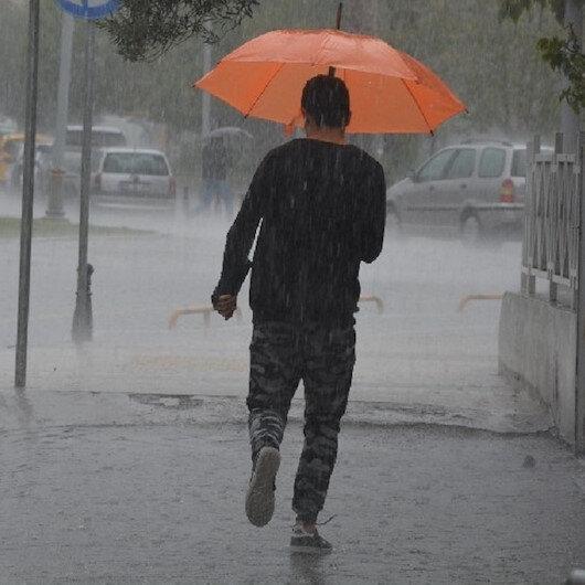 Meteorolojiden Bursa için kuvvetli yağış uyarısı yapıldı