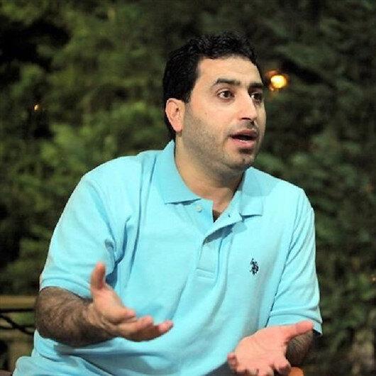 الفنان يحيى حوى يجسد حلم الإنسان العربي بعمل جديد في تركيا