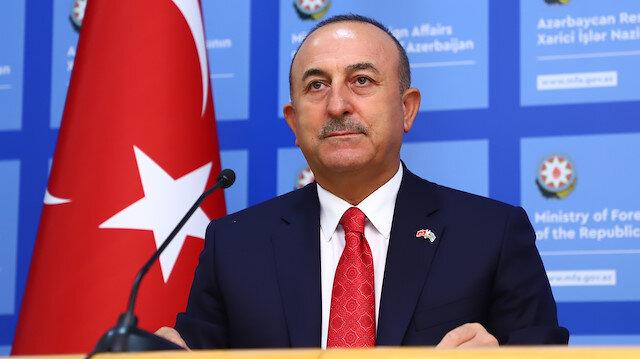 Turkish FM Mevlüt Çavuşoğlu