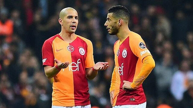 Galatasaray'da maaşında indirim yapamayan iki futbolcu ortaya çıktı