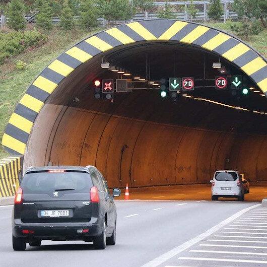 Yola çıkacaklar dikkat: Bolu Dağı Tüneli Ankara yönü 32 gün boyunca ulaşıma kapanacak