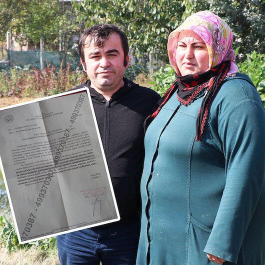 Evlerinin yakınında sulama kanalı olduğu için evlat edinme başvurusu reddedildi