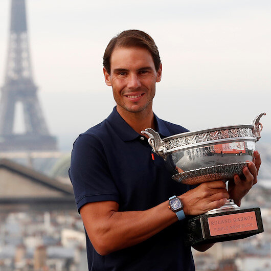 Rafael Nadal: King of Clay with 13 French Open titles