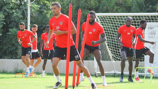 Hatayspor, Süper Lig'in 5. haftasında Erzurumspor'la karşılaşacak.