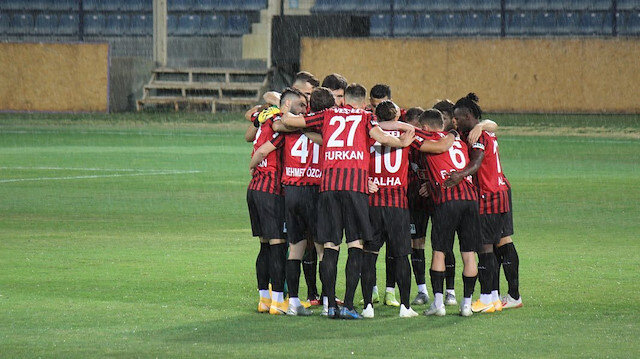 Eskişehirspor ligde 4 maçta 2 puan topladı.