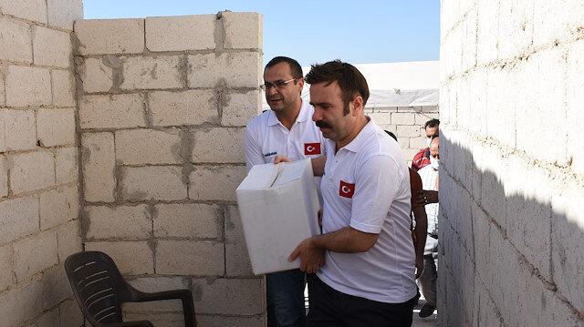 السلطات التركية تسلم 50 منزلا للسوريين في إدلب