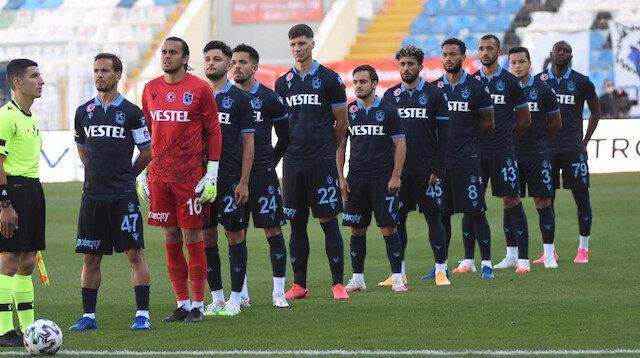 Trabzonspor, Süper Lig'de 4 haftada 5 puan topladı.