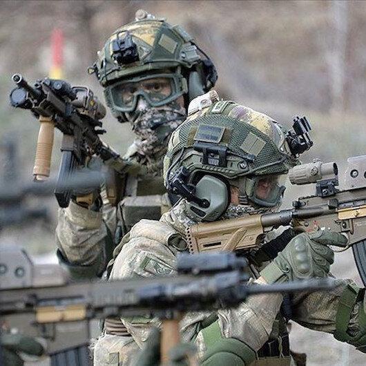 الدفاع التركية: تحييد 107 إرهابيين في آخر شهر