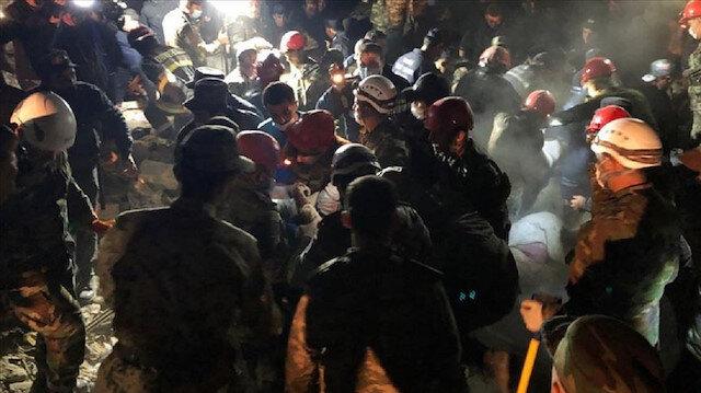 """ارتفاع عدد ضحايا الاعتداء الأرميني على """"كنجة"""" لـ13 قتيلًا"""