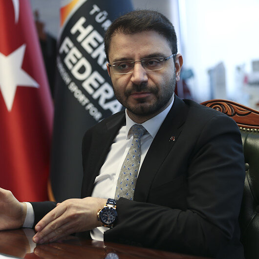 Head of Turkish sports group proud to represent nation