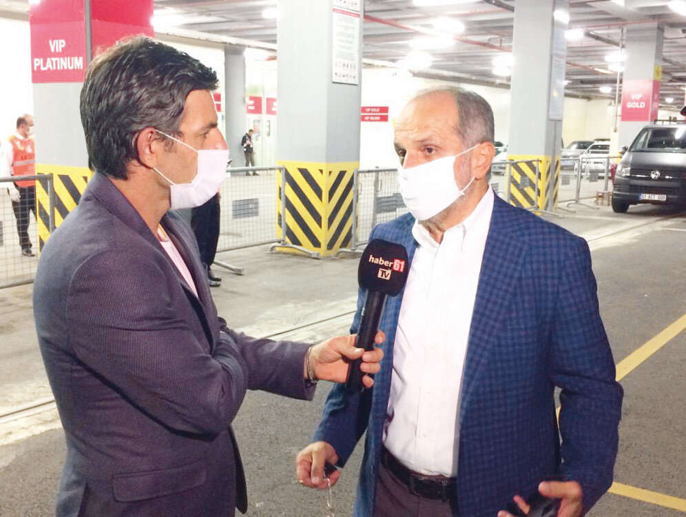 Nuri Albayrak, Haber 61 TV'ye açıklamalarda bulundu.