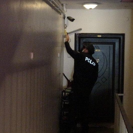 Sivas'ta ocağı açık unutunca polisten yardım istedi