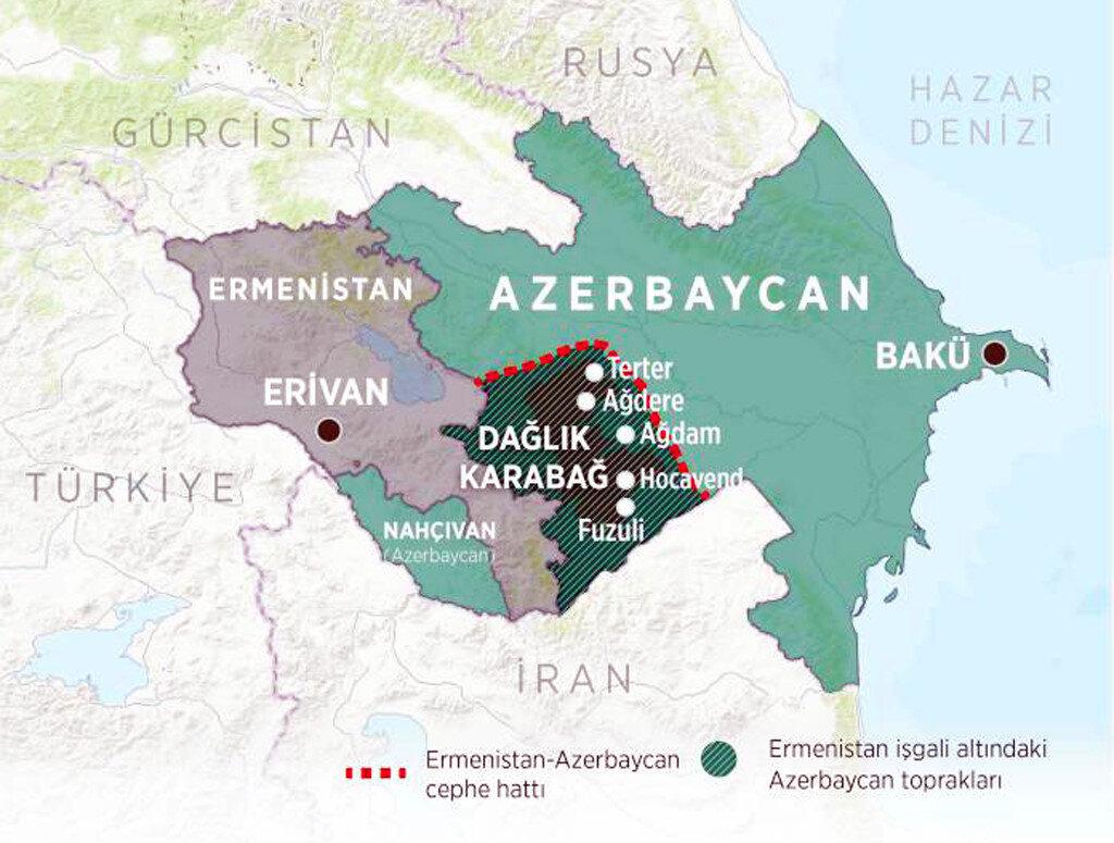 Büyük zafer için tarih verildi: Rusya müdahale etmezse Karabağ Azerbaycan'ın olacak