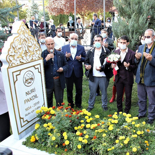 'Poet of Jerusalem' commemorated in Turkish capital