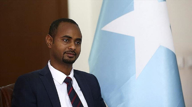 """وزير العدل الصومالي يشكر """"الأناضول"""" على نقلها صوت بلاده للعالم"""