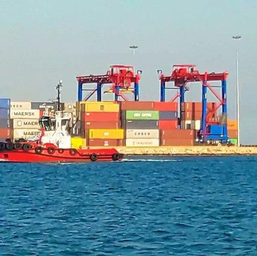"""ضبط 220 كيلوغراما من """"الكوكايين"""" في سفينة جنوبي تركيا"""