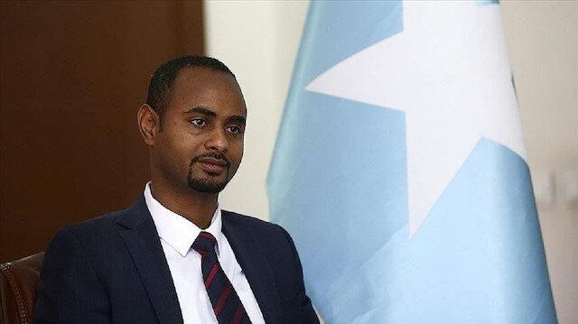 وزير العدل الصومالي: دراستي في تركيا لعبت دورًا مهمًا في حياتي