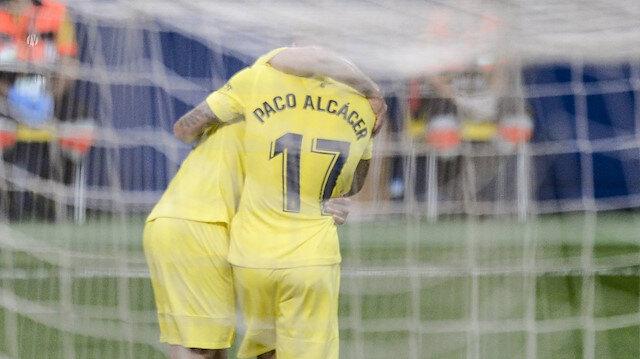 Sivasspor 3 gol attığı Villarreal deplasmanından puan çıkartamadı