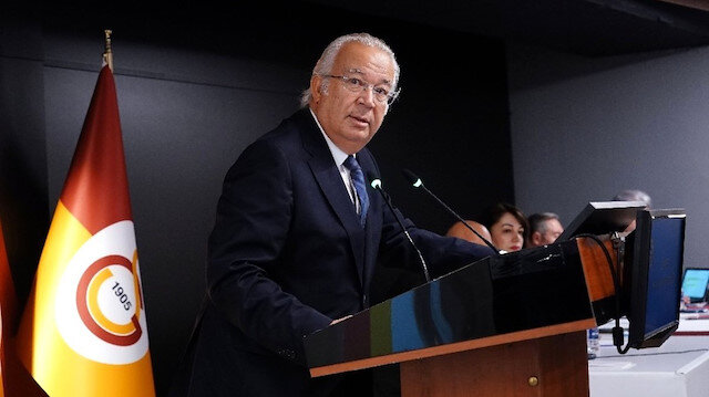 Galatasaray Divan Kurulu Başkanı Eşref Hamamcıoğlu