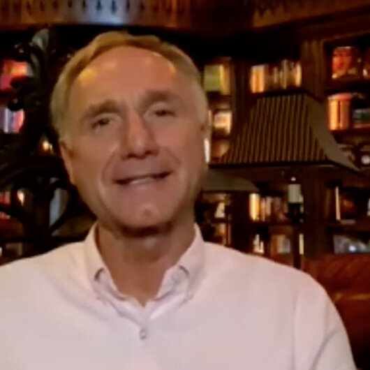 Dan Brown says Istanbul is his favorite city in world