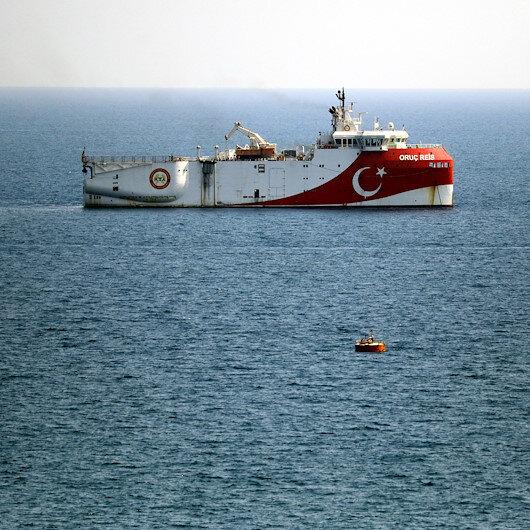Doğu Akdeniz'de Oruç Reis için yeni NAVTEX ilanı