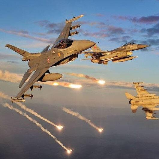 Irak'ın kuzeyindeki Gara'ya operasyon: 3 terörist etkisiz hale getirildi