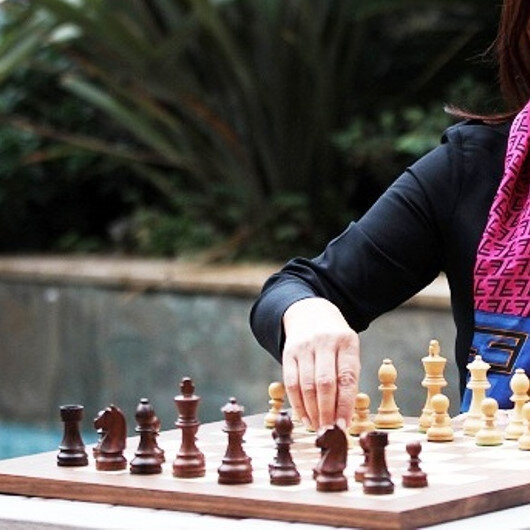 Turkish chess player comes 2nd in world schools c'ship