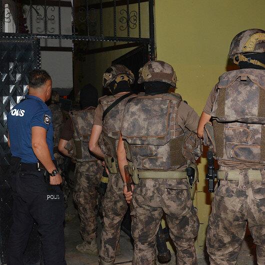 Mardin'deki terör operasyonunda yaklanan 6 kişiden 4'ü tutuklandı
