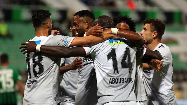 Son dakikaları nefes kesen maçta Beşiktaş 3 puanı cebine koydu