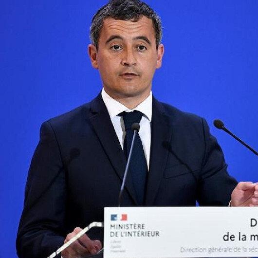 Fransa İçişleri Bakanı Darmanin'den küstah çıkış:  Türkiye iç işlerimize karışmasın