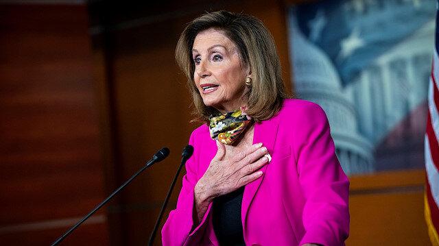 FILE PHOTO: U.S. House Speaker Nancy Pelosi
