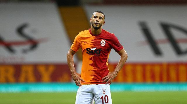 Belhanda bu sezon ligde 6 maçta 1 gol kaydetti.