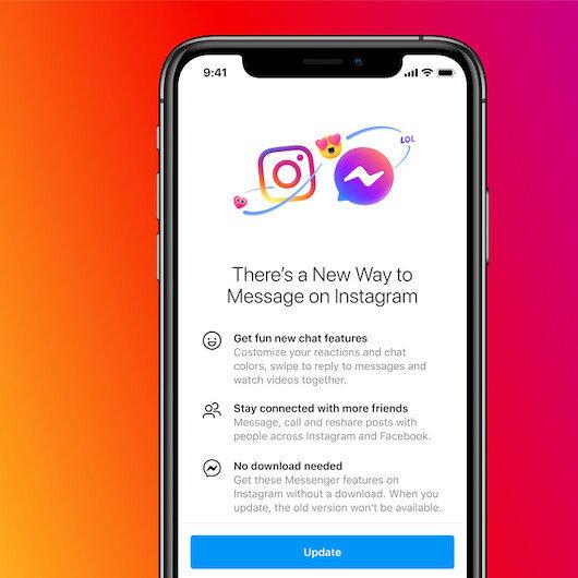 Instagram'a gelen yeni özellik mesajlaşmayı kolaylaştıracak