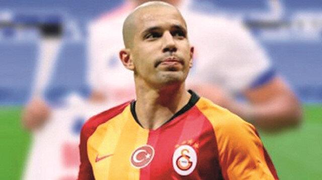 G.Saray, Feghouli'yi kazanmaya çalışıyor