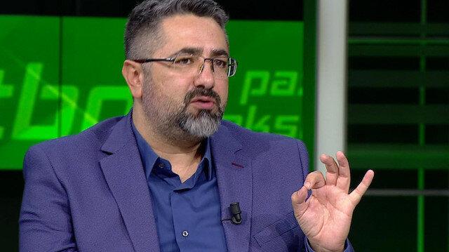 Futbol yorumcusu ve spor yazarı Serdar Ali Çelikler