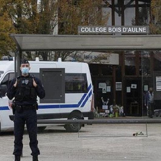 إدانات عربية وإسلامية لحادث الطعن في فرنسا