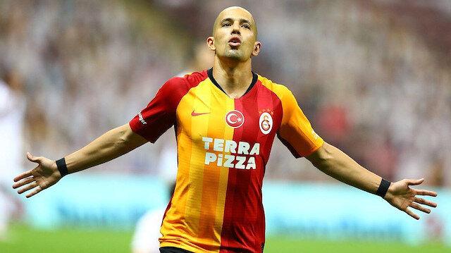 Galatasaray Feghouli'yi kazanmaya çalışıyor