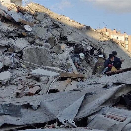 زلزال بقوة 6.6 درجات يضرب ولاية إزمير غربي تركيا