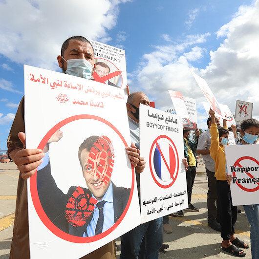 ليبيا.. مظاهرة بطرابلس ضد موقف ماكرون المعادي للإسلام