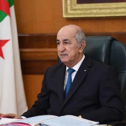 الرئاسة الجزائرية: حالة تبون مستقرة ولا تدعو للقلق