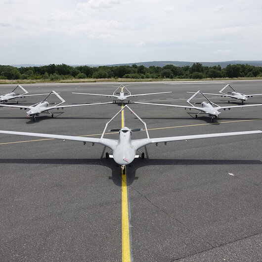 Turkish-made engine to power country's UAVs