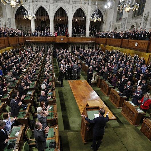 لأول مرة.. تهنئة في البرلمان الكندي بذكرى تأسيس الجمهورية التركية